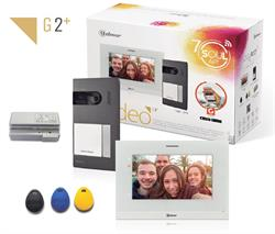 KIT DE VIDEOPORTERO GOLMAR SOUL ART7 WIFI 1P COLOR