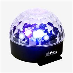 EFECTO LUZ LED-MINIBALL PARTY-ASTRO6